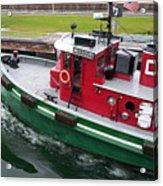 Soo Tug Boat Acrylic Print
