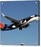 Soouthwest Airlines 737-700 Acrylic Print