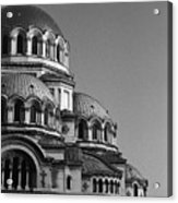 Sophia Church Acrylic Print