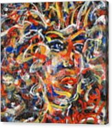 Sophia Acrylic Print