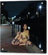 Sophie4 Acrylic Print