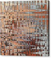 Sophisticated - Abstract Art Acrylic Print