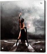 Sorceress Acrylic Print