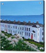 Sorrento Terrace, Dalkey Acrylic Print
