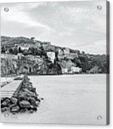 Sorrento Town From Marina Piccola Acrylic Print