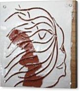 Sorrow - Tile Acrylic Print