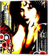 Sorrow City Acrylic Print