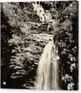 Sossego Waterfall Acrylic Print
