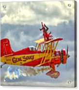 Soucy In Flight Acrylic Print