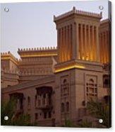 Souk Madinat Jumeirah Dubai 2 Acrylic Print