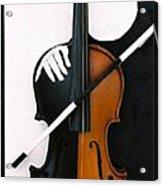 Soul Of Music Acrylic Print