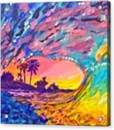 Soul Of The Sea Acrylic Print