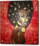 Soul Sista Number Five Acrylic Print