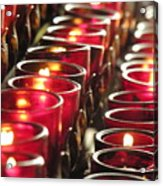 Souls Acrylic Print by Diane Greco-Lesser