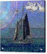 Sound Sailin 5 Acrylic Print