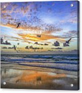 South Beach 12260 Acrylic Print