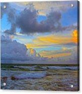 South Beach 3633a Acrylic Print