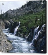 South Fork San Joaquin River Acrylic Print