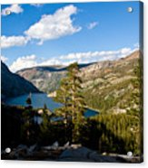 South Lake From Above Acrylic Print
