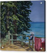 South Lake Tahoe Summer Acrylic Print