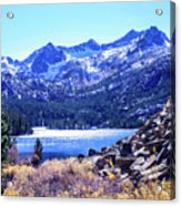 South Lake Acrylic Print