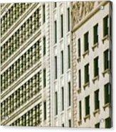 South Michigan Avenue Acrylic Print