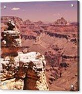 South Rim, Grand Canyon Acrylic Print