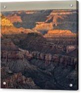South Rim Sunrise - Grand Canyon National Park - Arizona Acrylic Print
