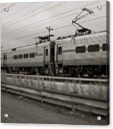 South Shore Line Acrylic Print