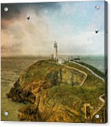 South Stack Lighthouse Acrylic Print