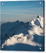 Southern Alps Acrylic Print