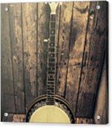 Southern Bluegrass Music Acrylic Print