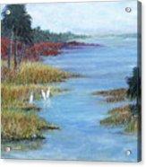 Southern Breeze Acrylic Print