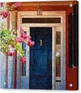 Southern Door Acrylic Print