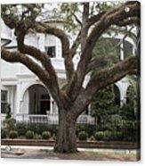 Southern Home Acrylic Print