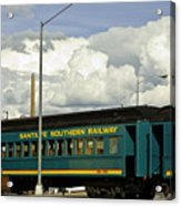 Southern Railway Acrylic Print