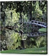 Southern Reflections Acrylic Print