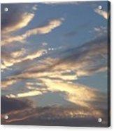 Southern Skies Acrylic Print