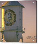 Southern Stove Acrylic Print