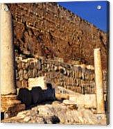 Southern Temple Mount Jerusalem Acrylic Print