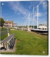 Southport Harbor Connecticut Acrylic Print