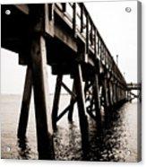 Southport Pier  Acrylic Print