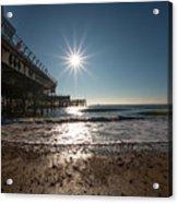 Southsea Pier Acrylic Print