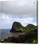 Southwest Coast Of Maui Acrylic Print