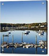 Southwest Harbor Maine Acrylic Print