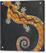 Southwest Lizard Acrylic Print
