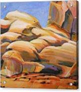 Southwest Stillness 3 Acrylic Print