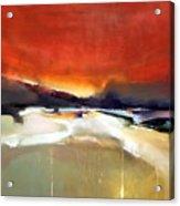 Southwest Sundown Acrylic Print
