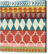 Southwestern 1- Art By Linda Woods Acrylic Print