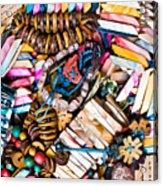 Souvenir Accessories Acrylic Print